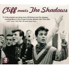 Cliff Richard & The Shadows - Cliff Meets The Shadows (CD)