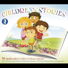 Children - Childrens' Stories (CD)