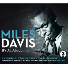 Davis, Miles - It's All About Jazz (CD)
