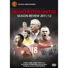 Manchester United Season Review 2011/12 (DVD)