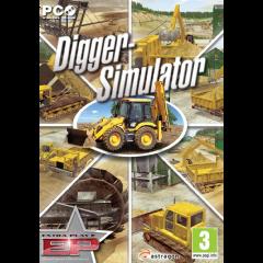 Extra Play x 1 Digger Simulator (PC CD)