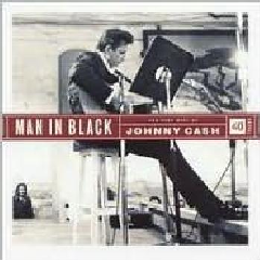 Johnny Cash - His Greatest Hits - The Man In Black (CD)