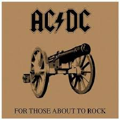 Ac / Cd - For Those About To Rock (We Salute You) (CD)