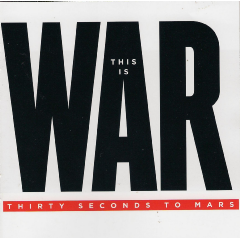 30 Seconds To Mars - This Is War - Repackage (CD + DVD)
