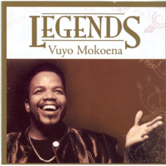 Mokoena Vuyo - Legends (CD)
