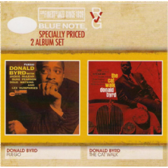 Byrd Donald - Fuego / The Catwalk (CD)