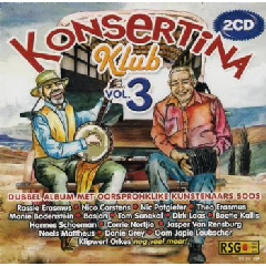 Konsertina Klub - Vol.3 - Various Artists (CD)