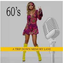 A Trip Down Memory Lane - 60's - Various Artists (CD)