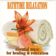 Bathtime Relaxation - Various Artists (CD)