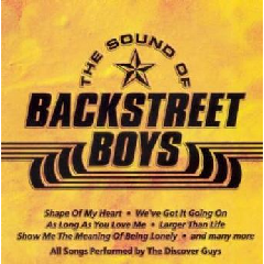 The Sound Of Backstreet Boys - Various Artists (CD)