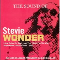 The Sound Of Stevie Wonder - Various Artists (CD)