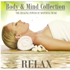 Relax - Various Artists (CD)