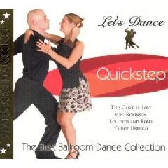 Let's Dance - Quick Step - Various Artists (CD)