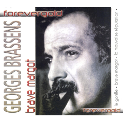 Brassens. Georges - Brave Margot (CD)
