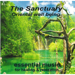 The Sanctuary - Oriental Wellbeing - Various Artists (CD)