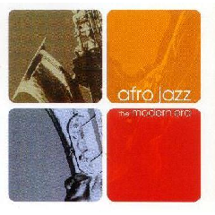 Afro Jazz - The Modern Era - Various Artists (CD)
