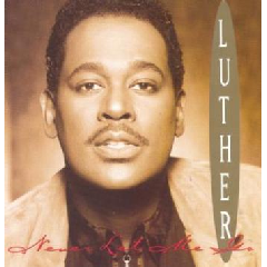 Luther Vandross - Never Let Me Go (CD)