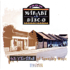 From Marabi To Disco - Various Artists (CD)