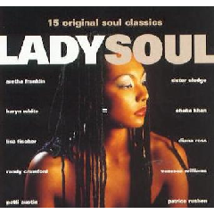 Lady Soul - Various Artists (CD)