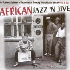 African Jazz 'n Jive - Various Artists (CD)