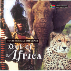 Out Of Africa - Various Artists (CD)