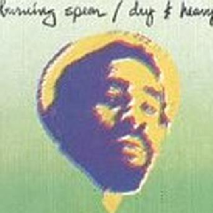 Burning Spear - Dry & Heavy (CD)