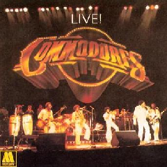 Commodores - Live (CD)