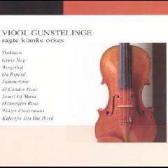 Sagte Klanke Orkes - Viool Gunstelinge (CD)