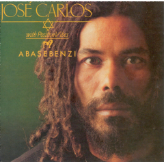 Jose Carlos With Positive Vibes - Abasebenzi (CD)