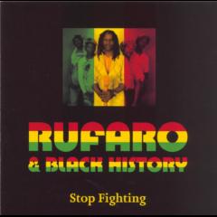 Rufaro - Stop Fighting (CD)