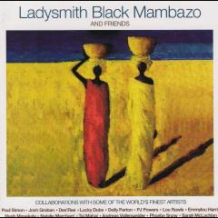 Ladysmith Black Mambazo - Ladysmith Black Mambazo & Friends (CD)