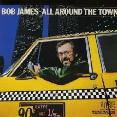 Bob James - All Around Town - Live (Remastered) (CD)