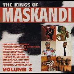Kings Of Maskandi - Vol.2 - Various Artists (CD)