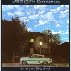 Jackson Browne - Late For The Sky (CD)