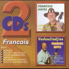 Hayes, Francois - Lekkerdans Treffers / Vashouliedjies (CD)