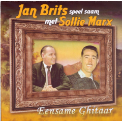 Brits, Jan / Sollie Marx - Eensmae Ghitaar (CD)