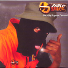 Mzekezeke - Back By Popular Demand (CD)