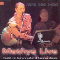 Mathys Roets - Hy's Ons Man (CD)