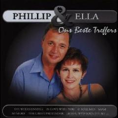 Phillip & Ella - Ons Beste Treffers (CD)