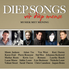 Diep Songs Vir Diep Mense - Various Artists (CD)