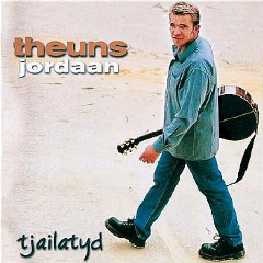 Jordaan Theuns - Tjailatyd (CD)