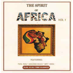 Spirit Of Africa Vol. 1 - Spirit Of Africa - Vol.1 (CD)