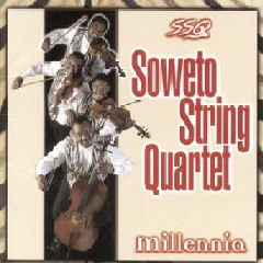 Soweto String Quartet - Millennia (CD)