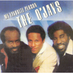 O'Jays - My Favorite Person (CD)