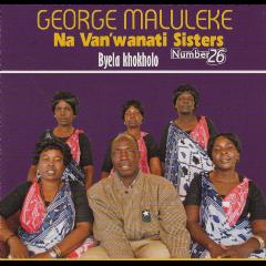 Maluleke George - Byela Khokholo (CD)