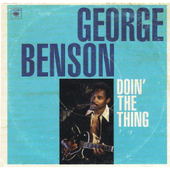 Benson George - Doin' The Thing (CD)