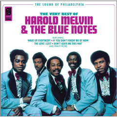 Melvin Harold & The Blue Notes - Very Best Of Harold Melvin & The Blue Notes (CD)