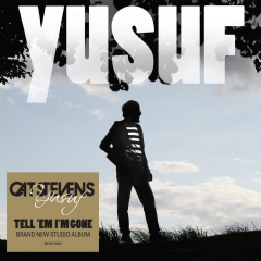 Yusuf/cat Stevens - Tell 'em I'm Gone (CD)
