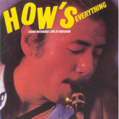 Sadao Watanabe - How's Everything? (CD)