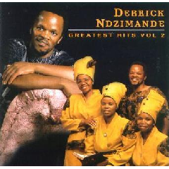 Derrick Ndzimande - Derrick Ndzimande (Greatest Hits Vol. 2) - (CD)